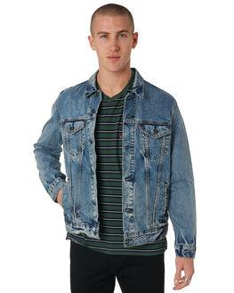DANICO MENS CLOTHING LEVI'S JACKETS - 72334-0302