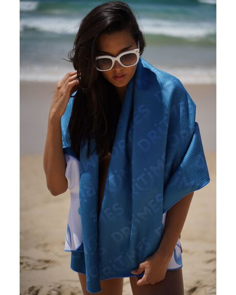 WHITE OUTDOOR BEACH DRITIMES TOWELS - DT002