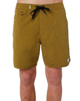 OLIVE MENS CLOTHING BANKS BOARDSHORTS - BS0156_OLV
