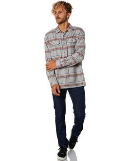 FEATHER GREY MENS CLOTHING PATAGONIA SHIRTS - 53947ATFG