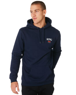NAVY MENS CLOTHING ST GOLIATH JUMPERS - 4330073NAVY