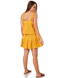 SUNDREAM WOMENS CLOTHING RHYTHM FASHION TOPS - OCT19W-WT08SUN