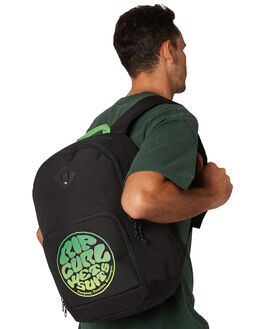 GREEN MENS ACCESSORIES RIP CURL BAGS + BACKPACKS - BBPYW20060