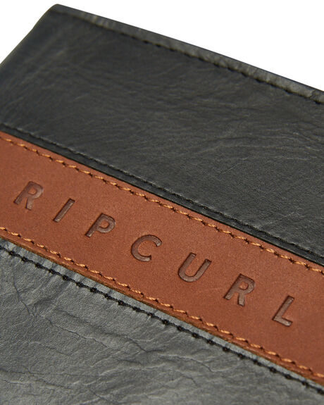BLACK BROWN OUTLET MENS RIP CURL WALLETS - BWLLD18266