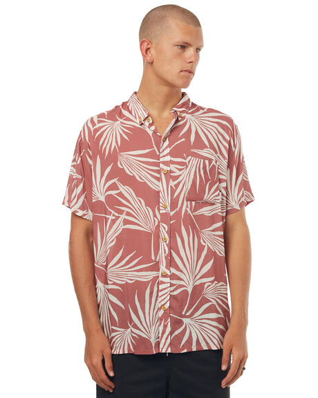 PORT MENS CLOTHING STUSSY SHIRTS - ST072400PORT