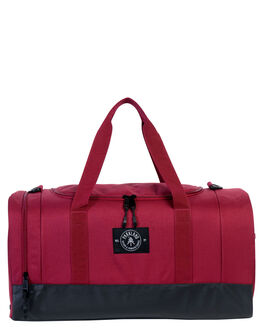 MAROON MENS ACCESSORIES PARKLAND BAGS - 20015-00220-OS220