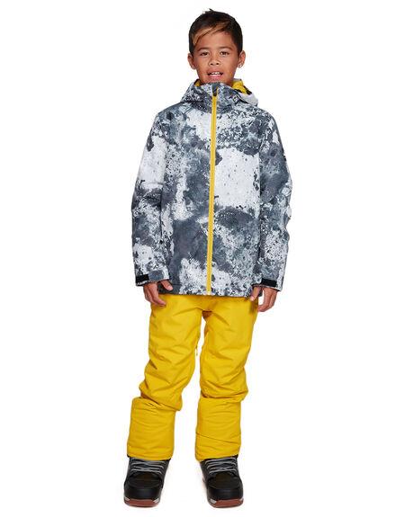 CASTLE ROCK SPLASH BOARDSPORTS SNOW QUIKSILVER KIDS - EQBTJ03098-KPV7