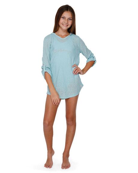 AQUAMARINE KIDS GIRLS BILLABONG DRESSES + PLAYSUITS - BB-5571151-A16