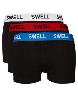 COLOUR MENS ACCESSORIES SWELL SOCKS + UNDERWEAR - S5164421COL
