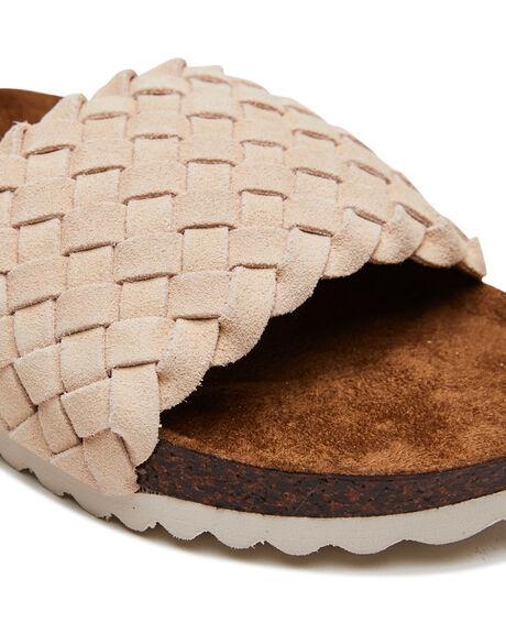 NUDE WOMENS FOOTWEAR RIP CURL SLIDES - TGTC344043