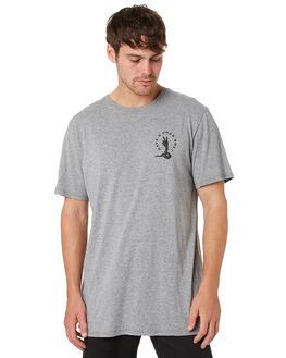 GREY MARLE MENS CLOTHING SWELL TEES - S52011006GRYMA