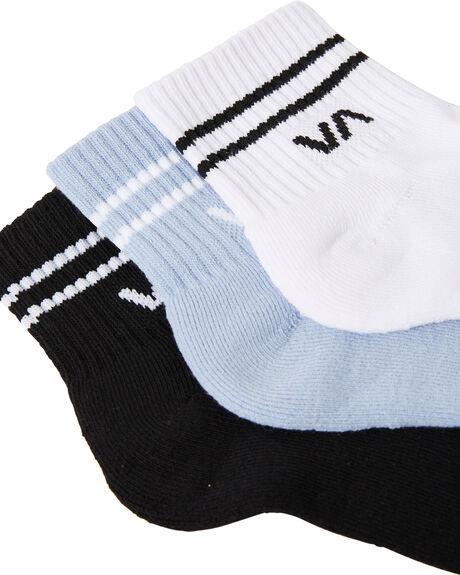 IRIS WOMENS CLOTHING RVCA SOCKS + UNDERWEAR - R215601CIRS