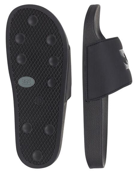 STEALTH MENS FOOTWEAR BILLABONG SLIDES - BB-9691943-STE