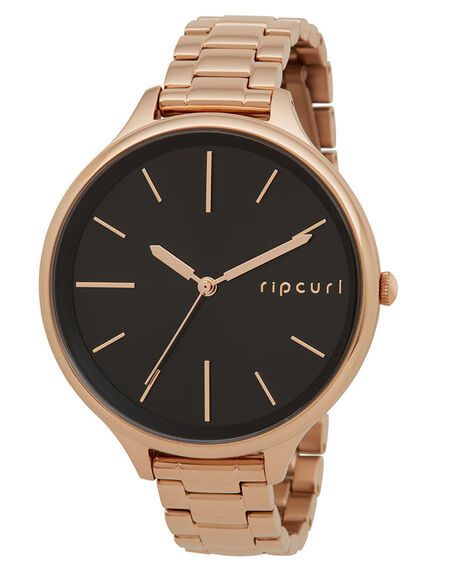 ROSE GOLD WOMENS ACCESSORIES RIP CURL WATCHES - A3077G4093