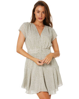 AMOUR FLORAL WOMENS CLOTHING MLM LABEL DRESSES - MLM717CAMOUR