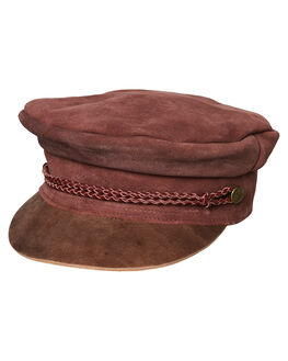 MAUVE MAROON WOMENS ACCESSORIES BRIXTON HEADWEAR - 00312MAUMR