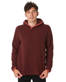 PLUM MENS CLOTHING HERSCHEL SUPPLY CO JUMPERS - 50045-00411PLUM