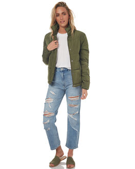 SAGE WOMENS CLOTHING THE HIDDEN WAY JACKETS - H8171381SAGE