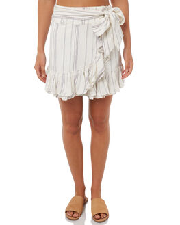 OFF WHITE WOMENS CLOTHING CAMILLA AND MARC SKIRTS - QCMS5131OWHT