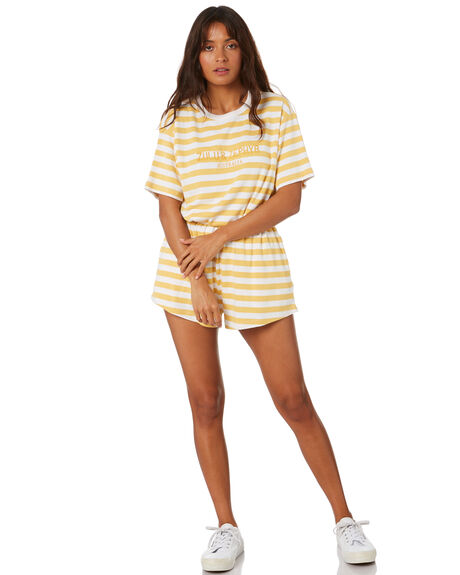 STRIPE WOMENS CLOTHING ZULU AND ZEPHYR TEES - ZZ3568STP
