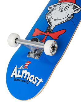 BLUE BOARDSPORTS SKATE ALMOST COMPLETES - 10523212BLUE