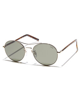 GOLD WOMENS ACCESSORIES LIIVE VISION SUNGLASSES - L0600BGLD