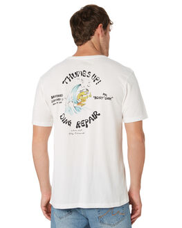 NATURAL MENS CLOTHING ALOHA ZEN TEES - ALZDINGNAT