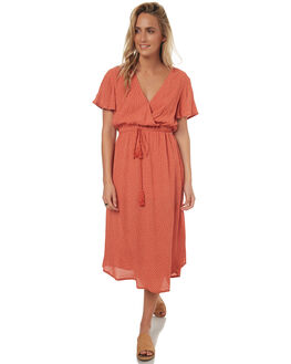 MULTI WOMENS CLOTHING MINKPINK DRESSES - MP1706456MULTI