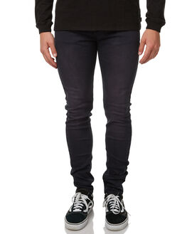 AGE OLD BLACK MENS CLOTHING ASSEMBLY JEANS - AND-1580AOBLK