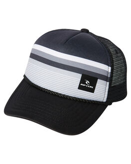 BLACK KIDS BOYS RIP CURL HEADWEAR - KCAOF10090