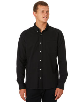 BLACK MENS CLOTHING SWELL SHIRTS - S5193173BLACK