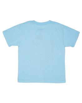 SKY BLUE KIDS BOYS VOLCOM TOPS - Y57118D0SBL