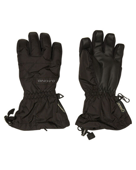 BLACK BOARDSPORTS SNOW DAKINE GLOVES - 1300280BLK