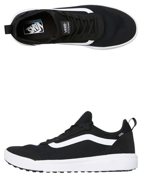 BLACK TRUE WHITE MENS FOOTWEAR VANS SNEAKERS - VNA3MVQ6BTBLK