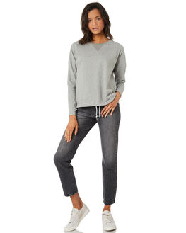 GREY MARLE WOMENS CLOTHING RUSTY TEES - FSL0532GMA