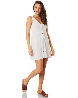 VINTAGE CREAM WOMENS CLOTHING RUSTY DRESSES - DRL1000VTC