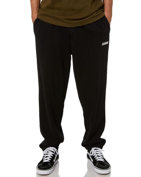 BLACK MENS CLOTHING XLARGE PANTS - XL013603BLK