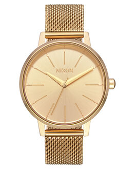 ALL GOLD WOMENS ACCESSORIES NIXON WATCHES - A1229502