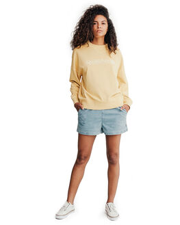 RATTAN WOMENS CLOTHING QUIKSILVER JUMPERS - EQWFT03001-YHP0