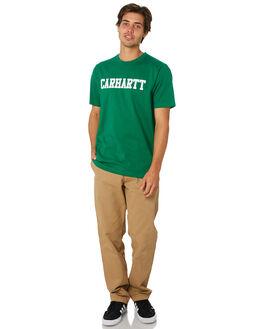 DRAGON WHITE MENS CLOTHING CARHARTT TEES - I02477203M