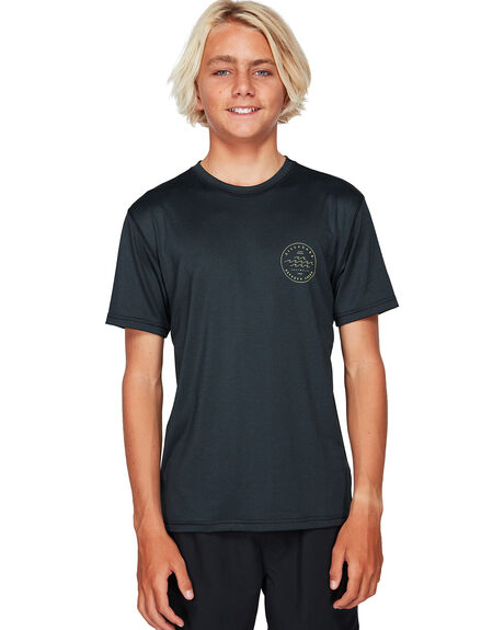 BLACK HEATHE BOARDSPORTS SURF BILLABONG BOYS - BB-8792506-BLH