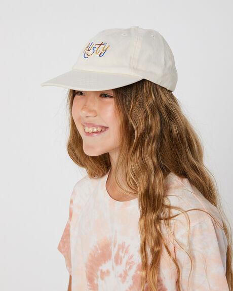 COCONUT KIDS GIRLS RUSTY HEADWEAR - HCG0005CNT