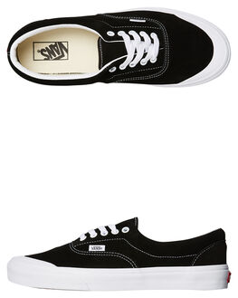 BLACK MENS FOOTWEAR VANS SNEAKERS - SSVNA4BTPAD3M