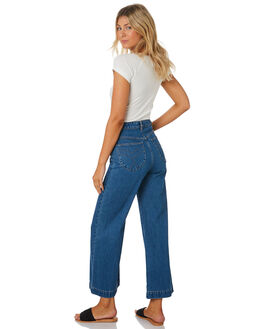 ASHLEY BLUE WOMENS CLOTHING ROLLAS JEANS - 13330-3993