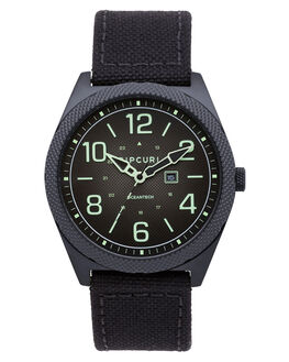 MIDNIGHT MENS ACCESSORIES RIP CURL WATCHES - A30984029