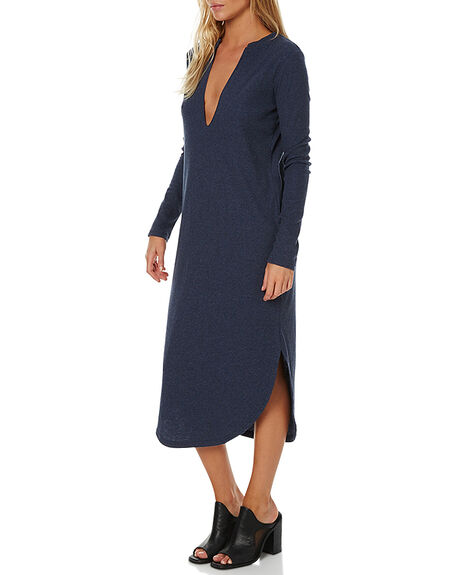 NAVY MARLE WOMENS CLOTHING THE FIFTH LABEL DRESSES - TJ170312DNAVY