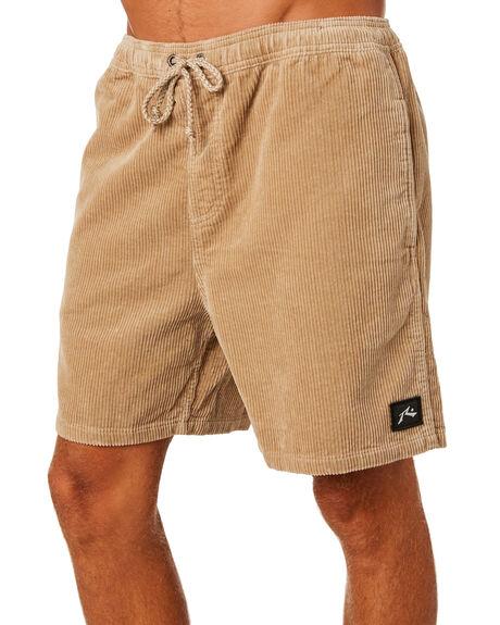 LIGHT FENNEL MENS CLOTHING RUSTY SHORTS - WKM0929LFN