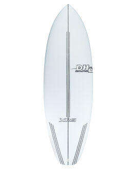 CLEAR SURF SURFBOARDS DHD PERFORMANCE - DHDXRSCLEAR