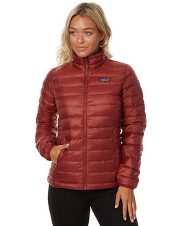 DRUMFIRE WOMENS CLOTHING PATAGONIA JACKETS - 84683DRMF