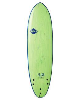 GREEN MARBLE BOARDSPORTS SURF SOFTECH SOFTBOARDS - FEGII-GNM-066GRNM